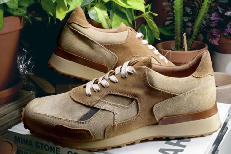 GREATS and Magasin Collaborate on an All-Tan Pronto http://SneakersCartel.com #sneakers #shoes #kicks #jordan #lebron #nba #nike #adidas #reebok #airjordan #sneakerhead #fashion #sneakerscartel