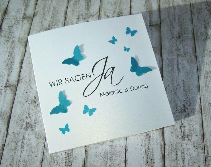 Einladungskarten Jetzt Bei DaWanda Online Kaufen. Hier Findest Du Eine  Große Auswahl An Einladungskarten, Hergestellt Von Jungen Designern In  Einer ...