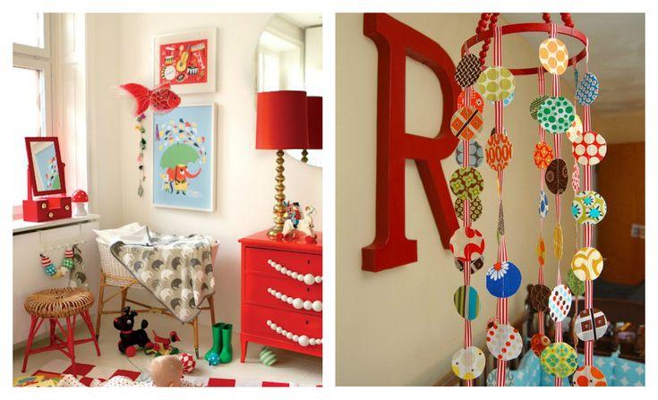I see red.: Cane Stool, Kids Bedroom, Playroom Kid Spaces, Gorgeous Rooms, Red Room 1 Jpg, Red Rooms, Kids Rooms, Bedroom Ideas