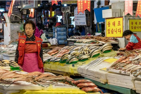 Fight For Soul Of Seoul's Iconic Fish Market | A battle is raging over where to buy your fish in Seoul, and the outcome will determine the fate of one of the city's most iconic food markets and tourist destinations. The sprawling Noryangjin Fish Market, on the south banks of the Han River, has been where fish sellers, buyers and simply the curious have […]