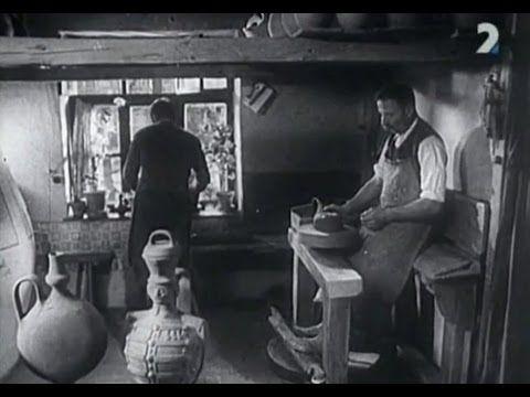 NEJSTARŠÍ LIDOVÁ ŘEMESLA - tradiční práce s vlnou a keramikou - YouTube