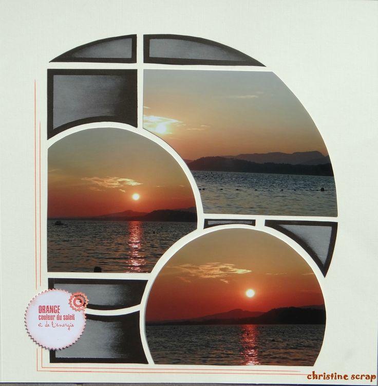 coucher de soleil gabarits ping pong artist et création