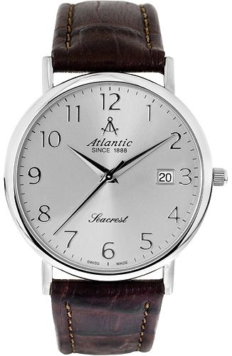 Zegarek męski Atlantic 50341.41.43 - sklep internetowy www.zegarek.net