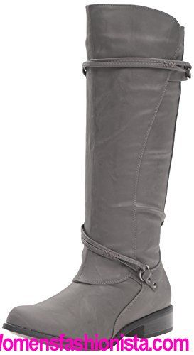 Womens Brinley Co Women's Sunny Riding Boot Regular Wide Calf Outlet Size 38