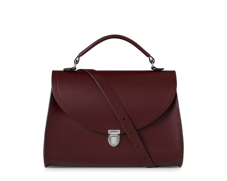 The Cambridge Satchel Company | Oxblood Poppy Bag