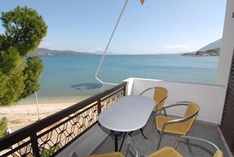 Various options for your stay by Accommodation in Lefkada island, Greece