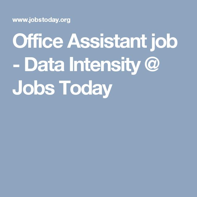office assistant job data intensity jobs today golf assistant jobs - Golf Assistant Jobs