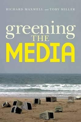 "Greening the Media. You will never look at your cell phone, TV, or computer the same way after reading this book. This original and highly readable book is for anyone who marvels at the high tech goodies surrounding us and wonders ""How have they been made?,"" ""By whom?,"" ""Where?,"" and ""Under what conditions?  Available at Campbelltown college library #media #environmentalimpact #ewaste"