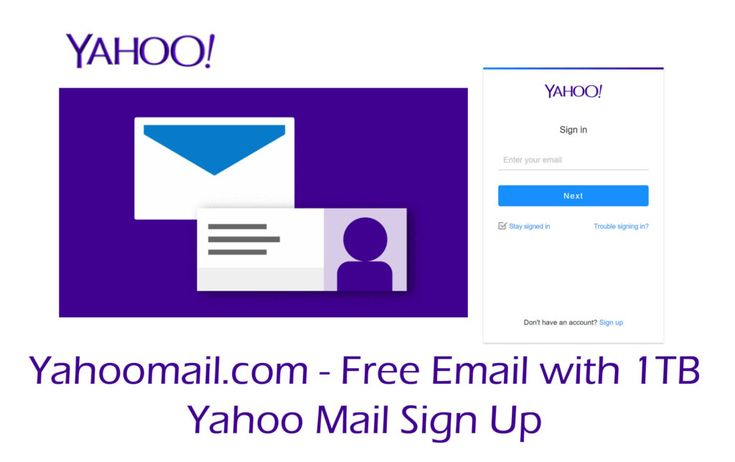 Yahoomail.com - Free Email with 1TB | Yahoo Mail Sign Up - TecNg