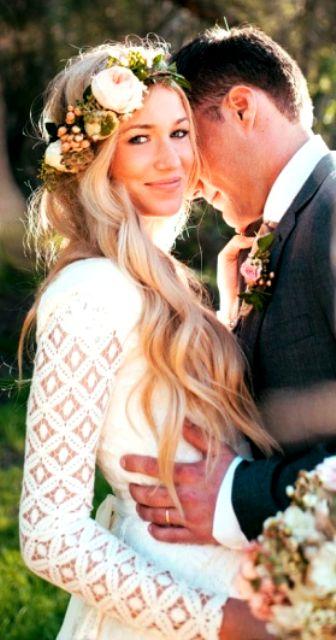 Sensational 1000 Ideas About Wedding Hair Down On Pinterest Wedding Hairs Short Hairstyles For Black Women Fulllsitofus
