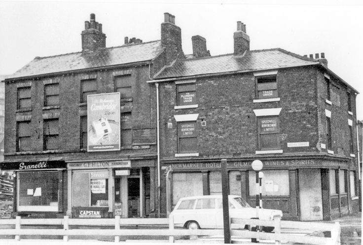 Newmarket Hotel, No 20, Broad Street and No 1, Sheaf Street (1810s-1960s)