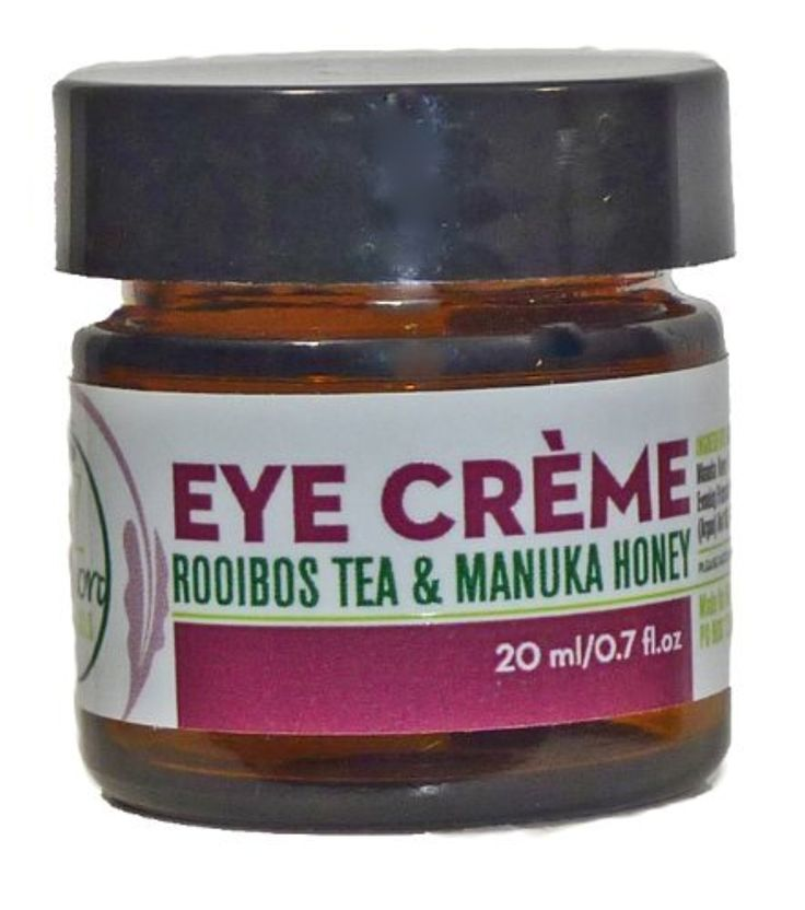 Rooibos Tea and Manuka Honey Eye Cream - New Formula by NZ Fusion Botanicals -- Awesome products selected by Anna Churchill