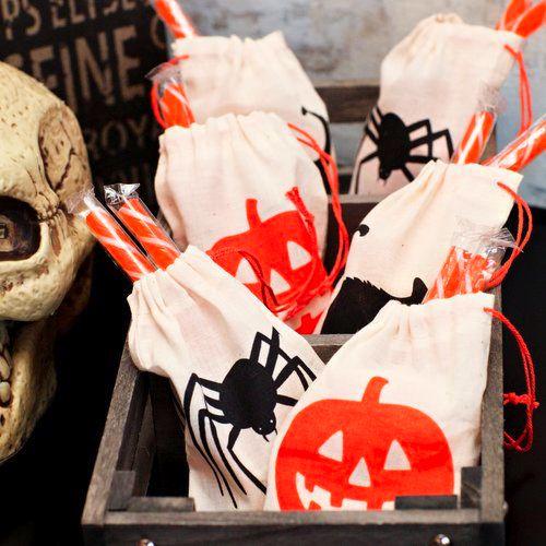 17 mejores ideas sobre bolsas de chuches de halloween en - Ideas para halloween decoracion ...