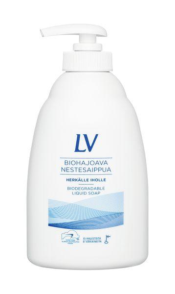 LV Biohajoava nestesaippua   LV