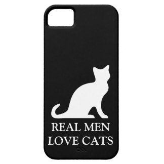 Real men love cats iPhone case iPhone 5 Case