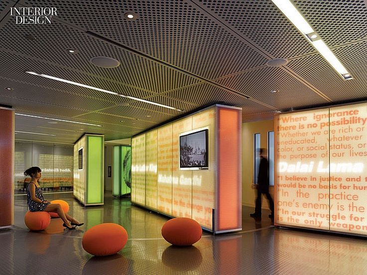 2014 Top 100 Giants Museum Of ToleranceInterior Design CompaniesExhibit