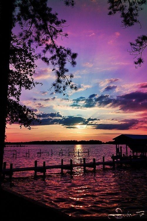 Imagem de sunset, nature, and sky