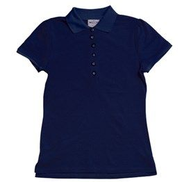 Ladies Slim Fit Fashion Polo. 210GSM 90% Cotton / 10% Spandex Pique Knit Anti Pill Fabric with Sun Protection. Flattering Cut, Vibrant Colour Range. Comfortable Cotton with Sun Resistance.