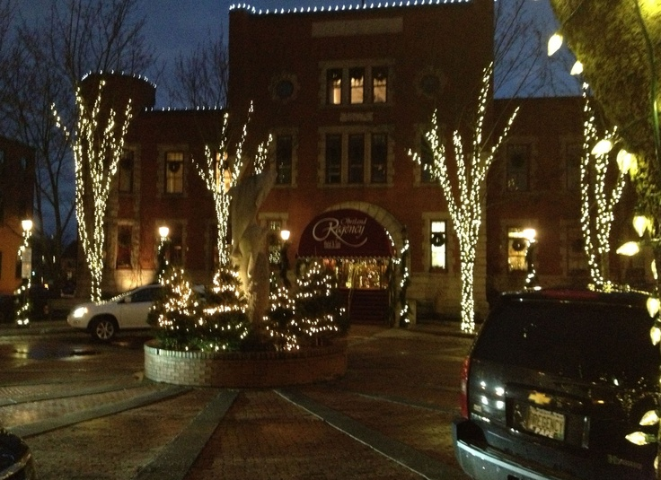 The Regency Located In Heart Of Old Port Portland Maine They Have BEST Holiday Lights