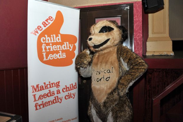 Tropical World's mascot Mango the Meerkat tells us why you should come visit him this summer!