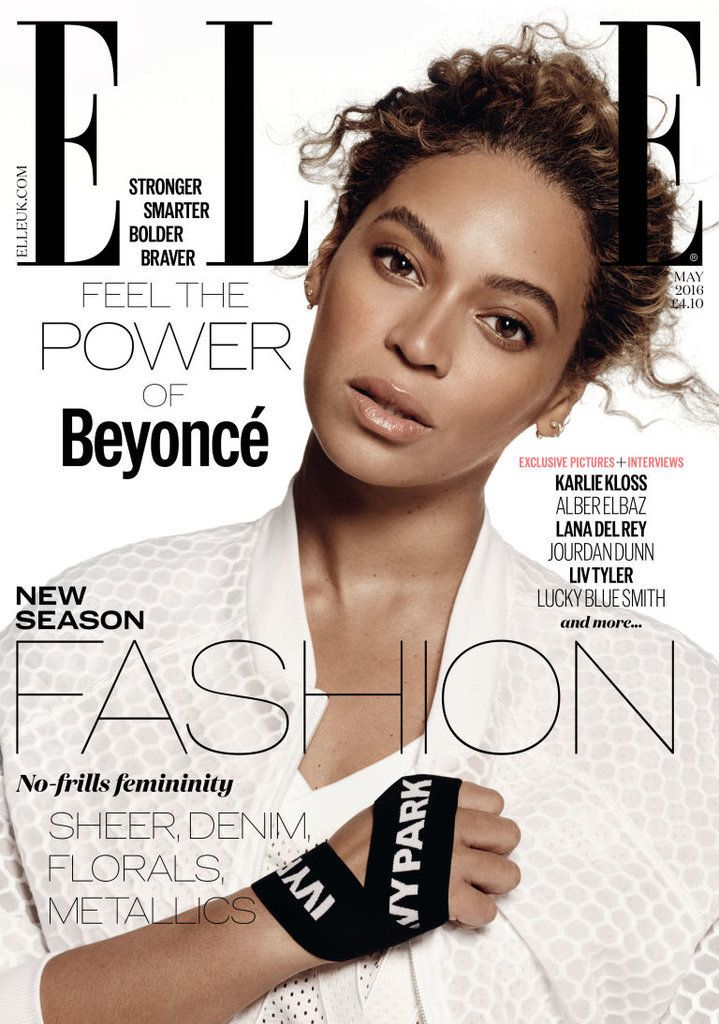 Beyoncé's New Album Is Still M.I.A., So Obsess Over Her Jaw-Dropping Elle  Magazine
