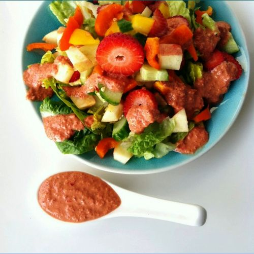 25 raw salad dressings
