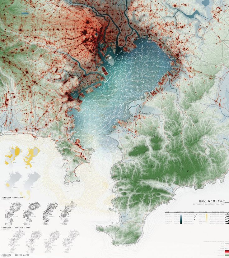 San Francisco Air Quality Map%0A Andrea Hansen  Tokyo Bay Marine Fields