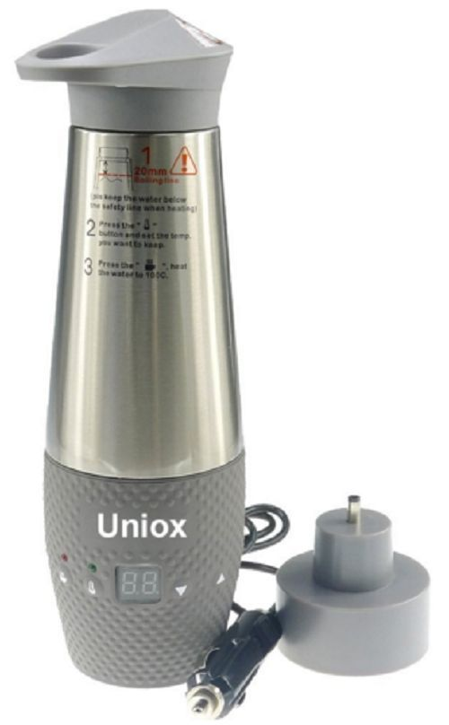 Car Electric Kettle Boiling Vehicle Thermos Cigarette