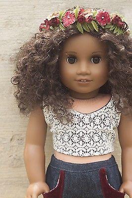 Custom American Girl Doll Willow from Fleur18studio