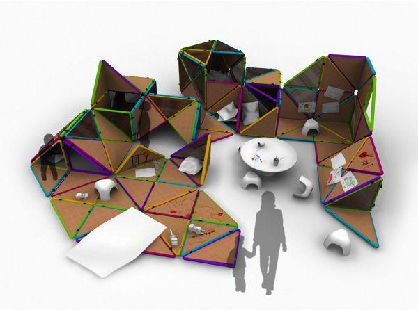 Yoodoo - Micro Architecture for Children