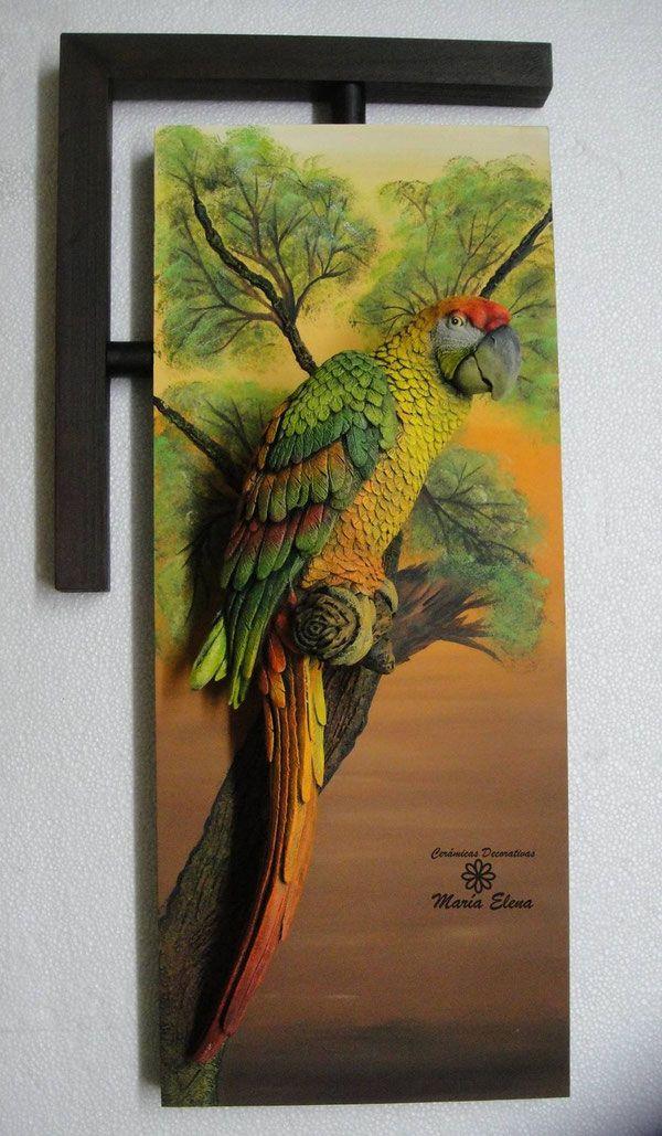 Guacamayo de Perfil