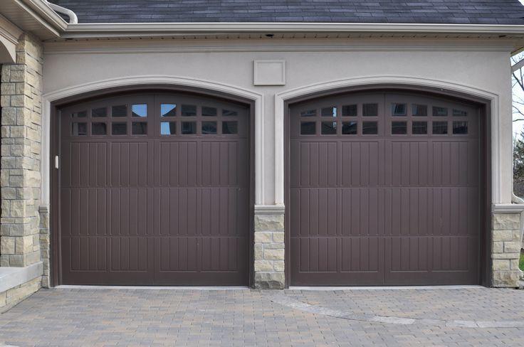 My new style garage door.
