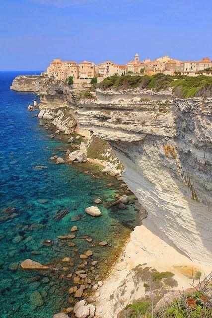 Bonifacio, Corsica, France   Incredible Pics