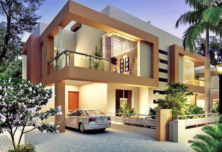 Kolte Patil Twin Bungalows And Villa In Hinjewadi Pune