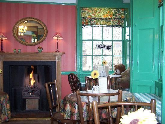 Tea Room and Breakfast Room