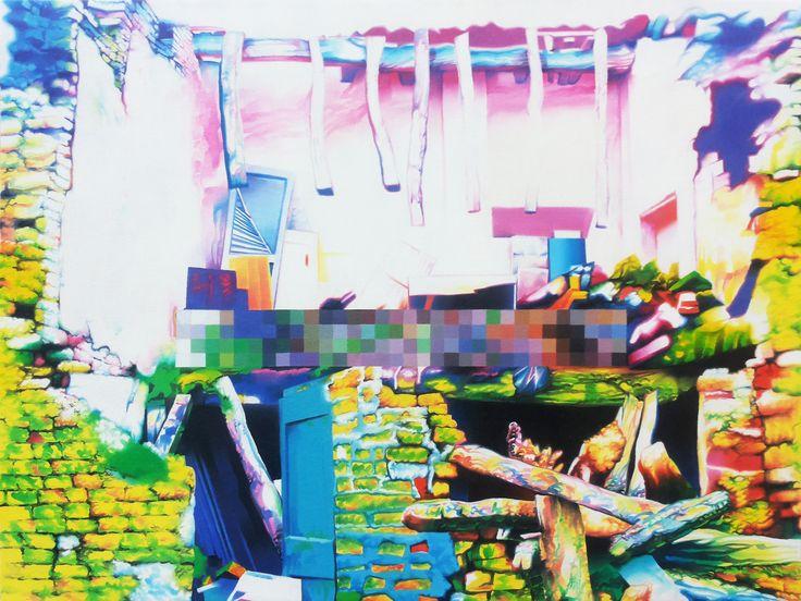 4april_2013_oil on canvas_60x80cm