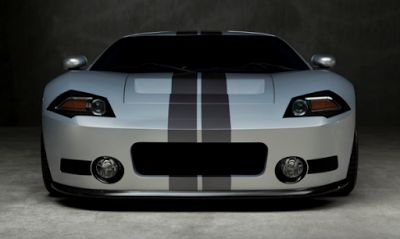 2018 Ford Galpin GTR1 Front