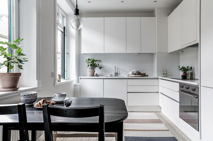 Apartment in Lund Sweden with a lovely Smeg oven, sold by Bjurfors