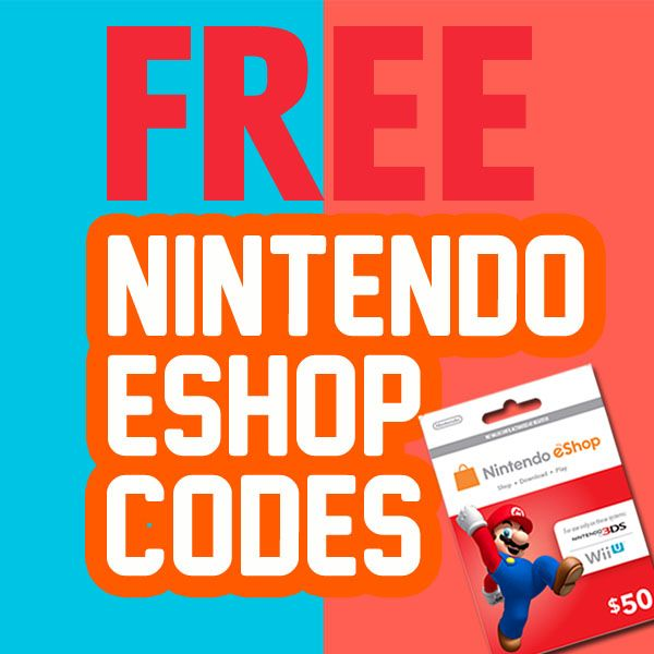 How to get free Nintendo eShop codes Free Nintendo codes