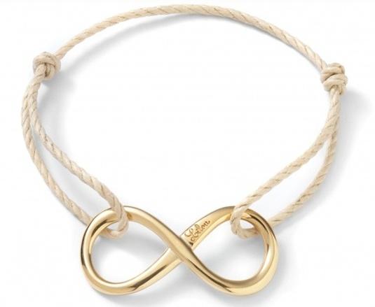 Infinity Bracelet by LILOU
