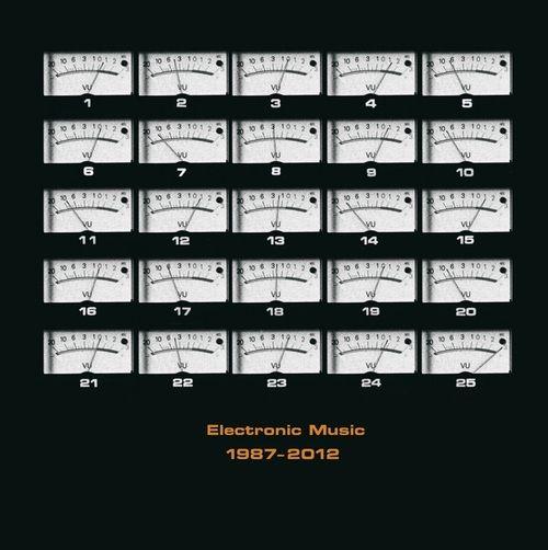 DIEM (Dansk Institut for Elektronisk Musik) 25th Anniversary,  June 2012