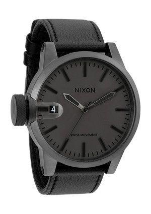 nixon makes great watches, damn!