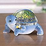 *Tiffany, The Turtle Collectible Music Box. <3 <3