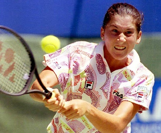 Monica Seles - Former WTA World No.1