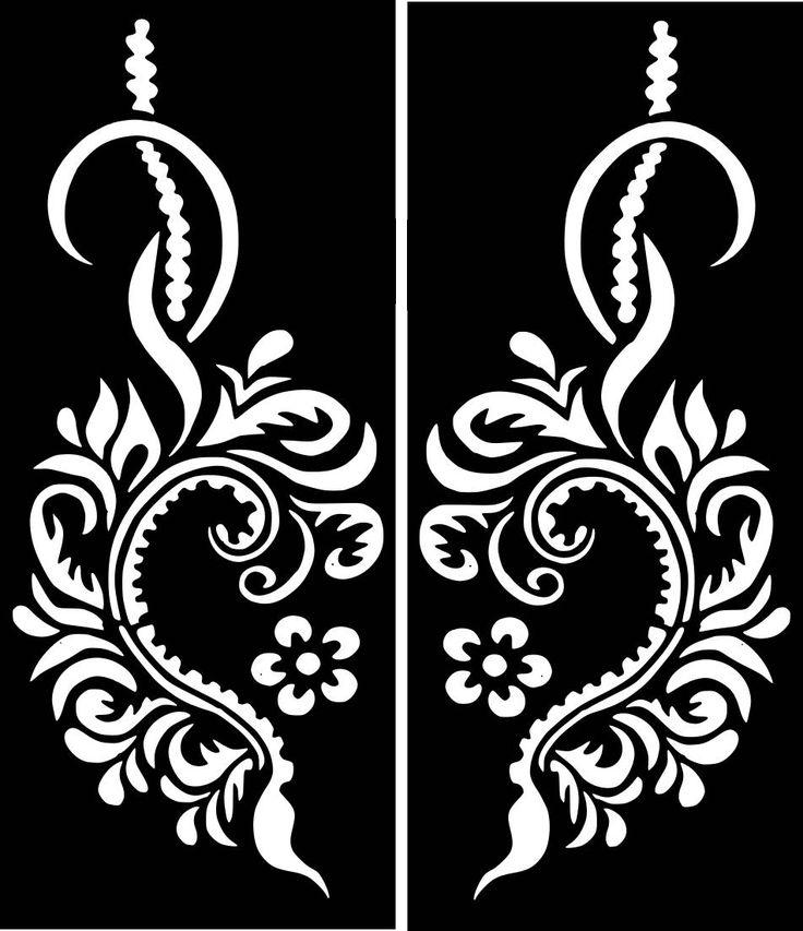 Variety #Henna Temporary Tattoo Glitter #Stencil #Sticker Body Art Face Paint Airbrush Decal Template Mehndi by VinylCre8iveDesigns on Etsy