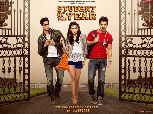 A look at Bollywood films with stories that focus around school.