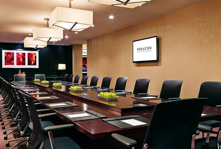The Westin Denver Downtown  - Boardroom
