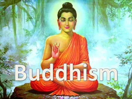 2600 years ago a Hindu named Siddhartha Gautama from the Shakya people of today's Nepal and northern India broke away from Hinduism and founded his own.