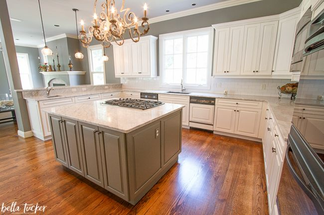 25 best ideas about sherwin williams alabaster on for Alabaster white kitchen cabinets