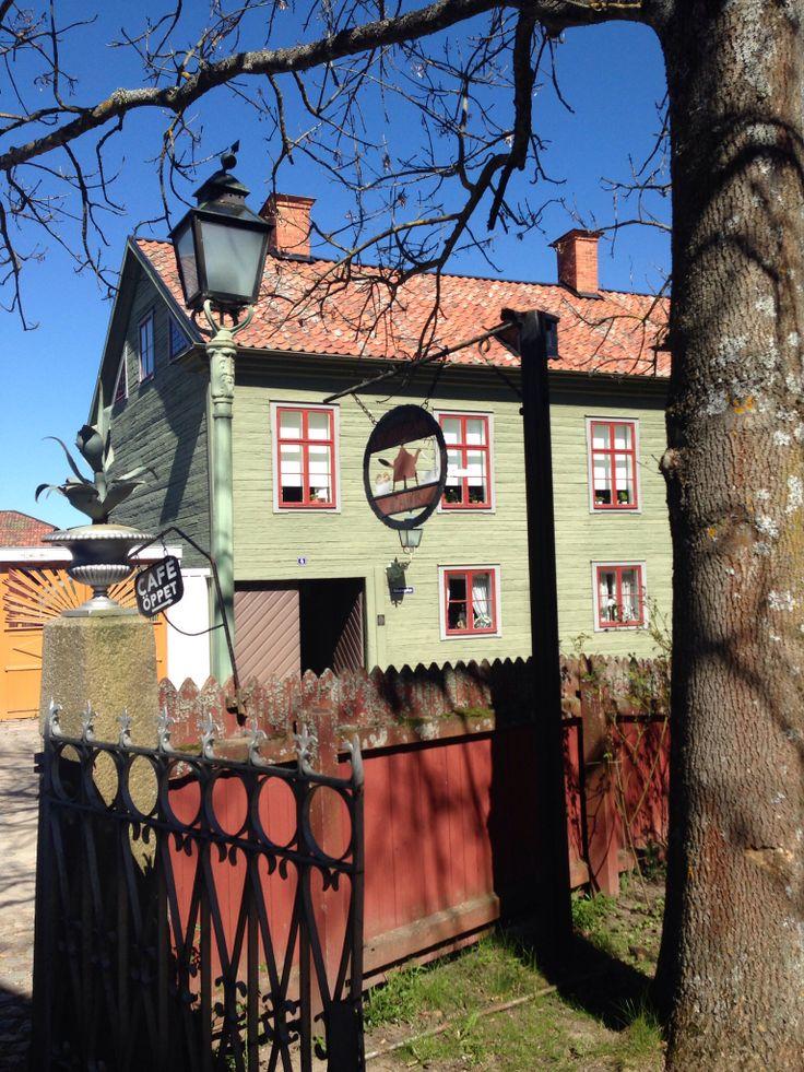 Gamla Linköping, Sverige